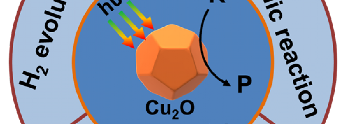 PhD Top Stories - Facet engineering of cuprous oxide: a new frontier for photocatalysis